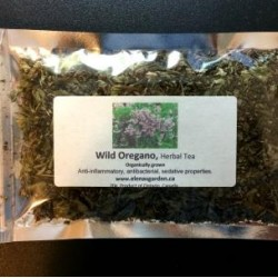 Russian Oregano, Herbal Tea